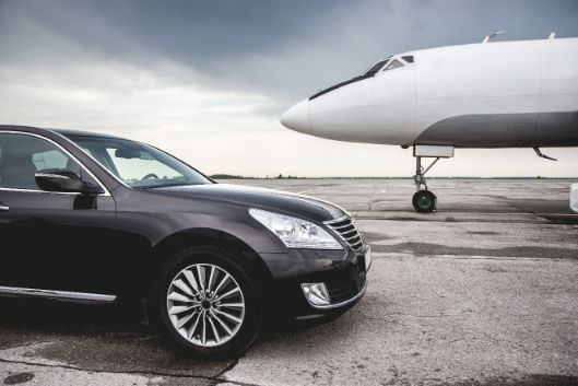 Limousine Hire Canberra airport transfer
